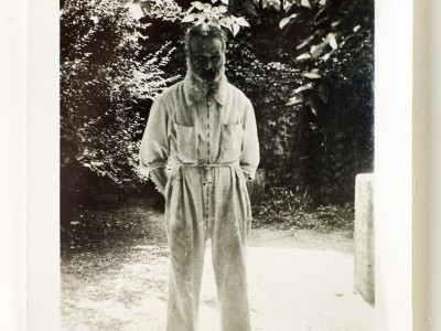Constantin Brâncuși: omul și lucrurile, în colecția Emilian Radu