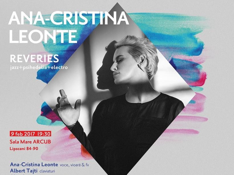 ARTIST IN RESIDENCE 2017 - Ana-Cristina Leonte