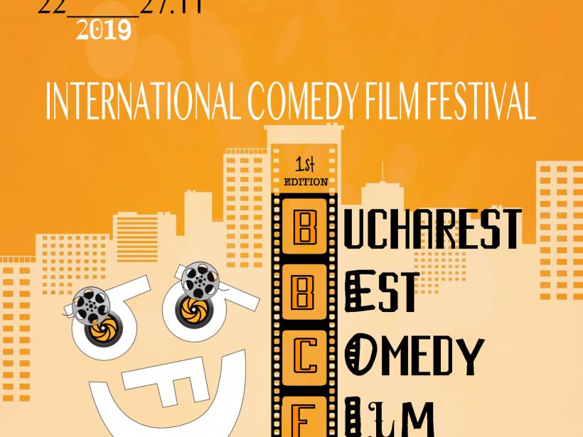 Imagini pentru bucharest comedy festival